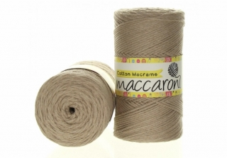 Cotton Macrame 2mm slonovinová 29-305