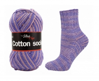 Příze Cotton Socks 7902